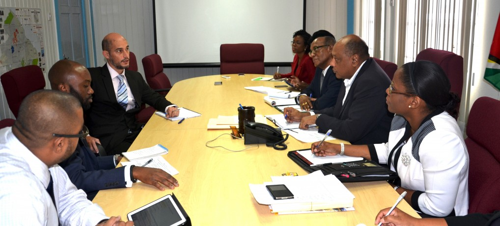 Commonwealth team in Guyana to upgrade Upstream Oil and Gas Policy