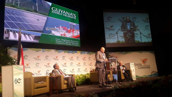 Energy sectors must be characterised by sustainable environmental practices – Minister Trotman tells Trinidad and Tobago Energy Conference