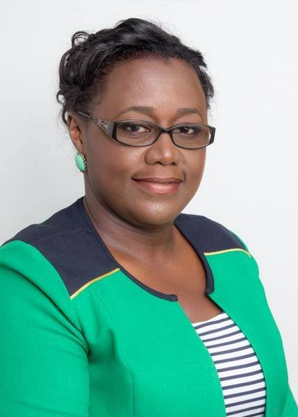Hon. Simona Broomes, M.P., Minister within the Ministry of Natural Resources