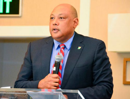 """The Crucible of our Time""-Remarks by Hon. Raphael Trotman at the opening of the Guyana Oil and Gas Association (GOGA) Conference and Exposition 2017"