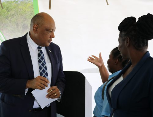 Minister of Natural Resources assures region 10 youth that government is more about action, as mining course is launched