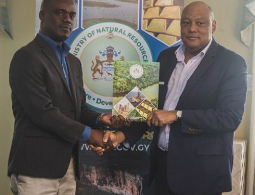 Ministry of Natural Resources, Conservation International ink MoU