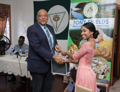 Press Release – Ministry of Natural Resources Tony Shields Memorial Essay Competition 2019 Report