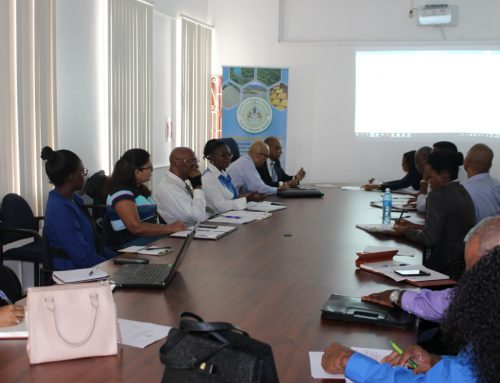 Press Release  – Minister Trotman discusses Guyana Gold Board (Amendment) Bill 2019 with GGB, gold dealers and natural resources sector stakeholders