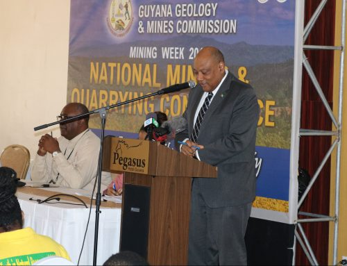 Remarks by Hon. Raphael G.C Trotman at the  GGMC Awards Ceremony to celebrate Mining Week 2019  –  Monday August 26, 2019