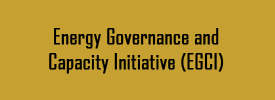 Energy Governance and Capacity Initiative (EGCI)
