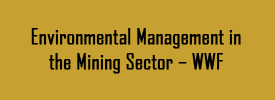Environmental Management in the Mining Sector
