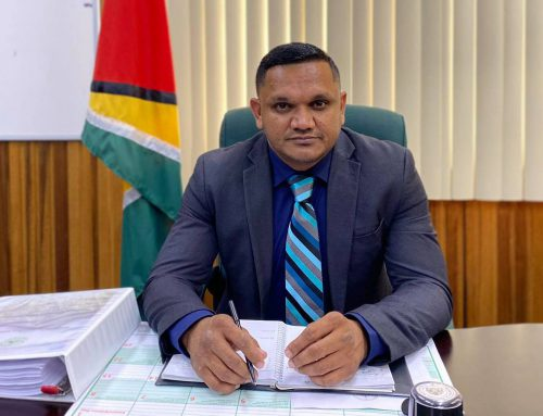 The MNR Welcomes Minister of Natural Resources Hon. Vickram Bharrat!