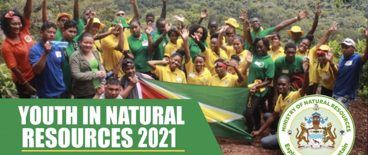 Youth in Natural Resources Apprenticeship Programme 2021