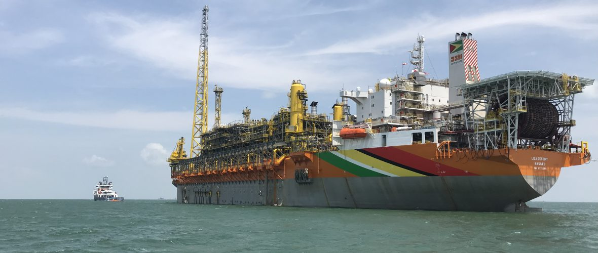Press Release – Government of Guyana receives payment for the seventh oil lift
